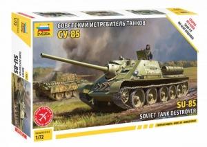 Zvezda 5062 Niszczyciel czołgów SU-87