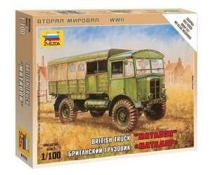 Zvezda 6175 British truck Matador