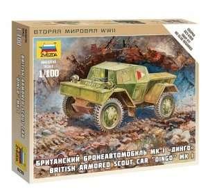 Zvezda 6229 Armored Car Dingo Mk.I