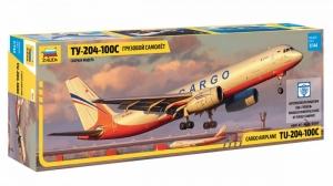 Zvezda 7031 Samolot Tu-204-100C skala 1-144
