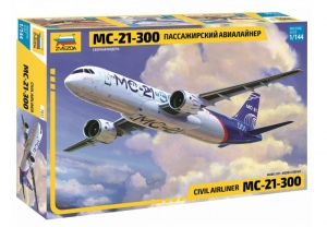 Zvezda 7033 Samolot pasażerski Irkut MC-21-300