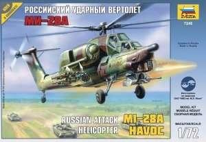 Zvezda 7246 Śmigłowiec Mil MI-28A Havoc