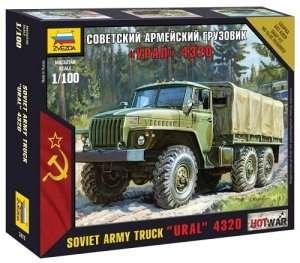 Zvezda 7417 Soviet army truck