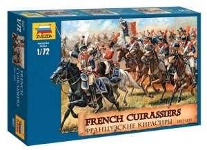 Zvezda 8037 French Cuirassiers 1807-1815
