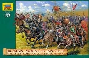 Zvezda 8039 Russian Cavalry Brigades 13th-14th Century