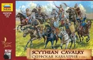 Zvezda 8069 Scythian Cavalry