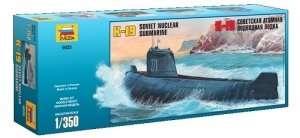 Zvezda 9025 K-19 Soviet Nuclear Submarine