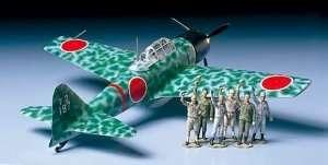 Tamiya 61025 A6M3 Type 32 Zero Fighter (Hamp)