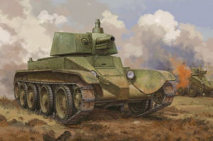 Hobby Boss 84517 Czołg D-38 model 1-35