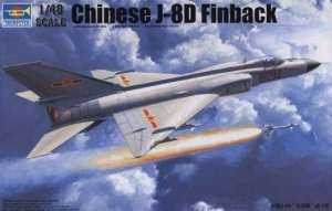 Trumpeter 02846 Chinese J-8IID fighter
