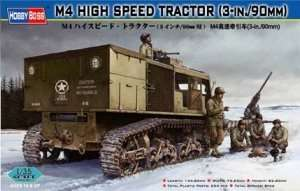 Model ciągnika M4 High Speed Tractor Hobby Boss 82407