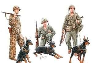 MB 35155 Psy w służbie w US Marine Corps