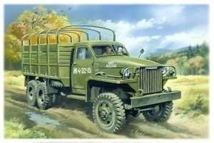 ICM 35511 Studebaker US6 WWII Army Truck