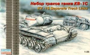 Zestaw ruchomych gąsienic do czołgu KV-1S Eastern Expres 35106