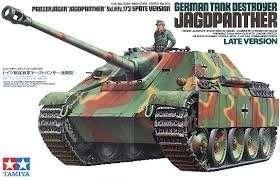 Tamiya 35203 German Tank Destroyer Jagdpanther Late Version