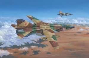 Trumpeter 02855 Russian MiG-23ML Flogger-G