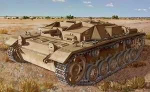 Dragon 6905 Stug.III Ausf.D w/tropical air filter