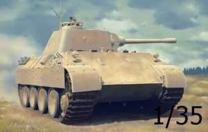 Dragon 6813 Pz.Beob.Wg.V Panther Ausf.D Early Production