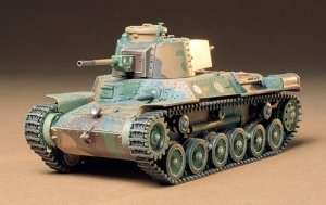 Tamiya 35137 Japanese Medium Tank Type 97 Late Version