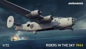 Eduard 2121 Liberator - Riders in the sky 1944