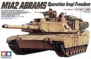 Tamiya 35269 U.S. M1A2 Abrams Operation Iraqi Freedom
