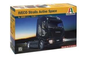 Italeri 3869 IVECO Stralis Active Space