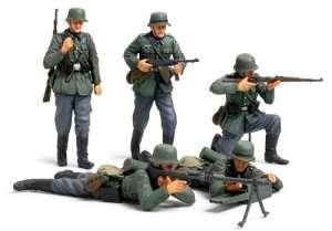 Tamiya 35293 German Infantry Set (French Campaign)