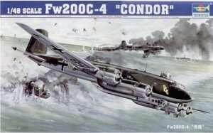Trumpeter 02814 FW 200C-4 Condor