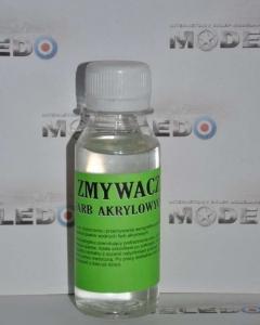 Wamod 38 Zmywacz do farb akrylowych 125 ml (do czyszczenia aerografów)