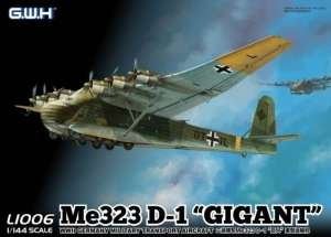 Samolot Me323 D-1 Gigant - Model Great Wall Hobby L1006