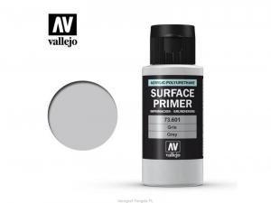 Vallejo 73601 Surface Primer - Grey 60 ml
