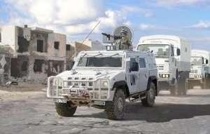 Italeri 6535 LMV Lince United Nations