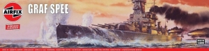 Krążownik Admiral Graf Spee 1:600 Airfix A04211V