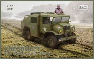 Ciągnik artyleryjski Chevrolet FAT-4 model IBG 35044