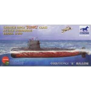 Chiński okręt podwodny 039G1 Sung Bronco BB2006