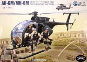 Kitty Hawk KH50002 Śmigłowiec AH-6M/MH-6M Little Bird