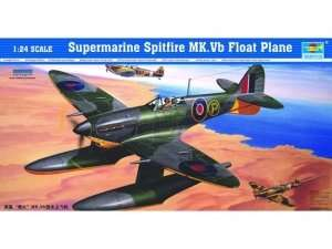 Model Trumpeter 02404 myśliwiec Spitfire Mk.Vb Float Plane