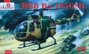 Amodel 72322 Śmigłowiec MBB Bo-105GSH model 1-72