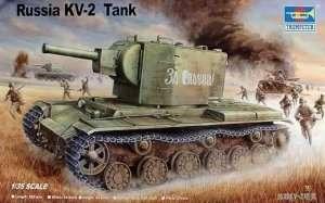 Trumpeter 00312 Russian KV-2(1940) Tank