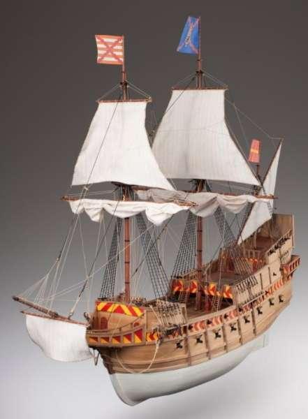 model_drewniany_do_sklejania_dusek_d018_galeon_san_martin_hobby_shop_modeledo_image_2-image_Dusek Ship Kits_D018_3