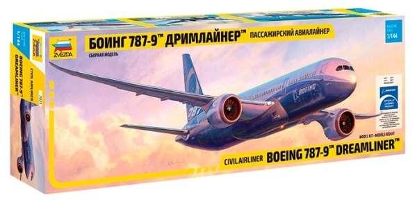 model_samolotu_pasazerskiego_boeing_787_9_dreamliner_zvezda_7021_sklep_modelarski_modeledo_image_1-image_Zvezda_7021_1