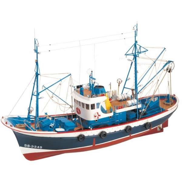 model_drewniany_do_sklejania_artesania_20506_kuter_rybacki_marina_ii_sklep_modelarski_modeledo_image_1-image_Artesania Latina_20506_1