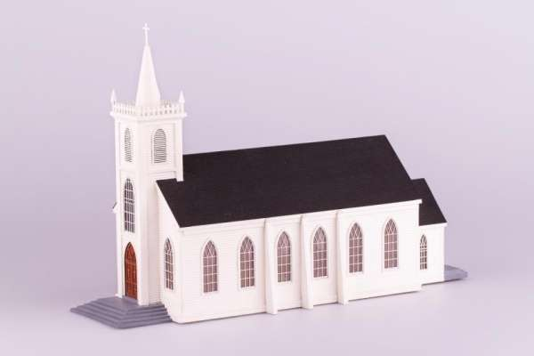 model_drewniany_do_sklejania_dusek_d019_church_saint_teresa_of_avila_hobby_shop_modeledo_image_1-image_Dusek Ship Kits_D019_1