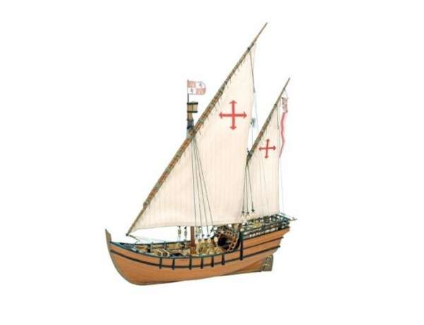 drewniany-model-karaweli-nina-do-sklejania-modeledo-image_Artesania Latina drewniane modele statków_22410_1