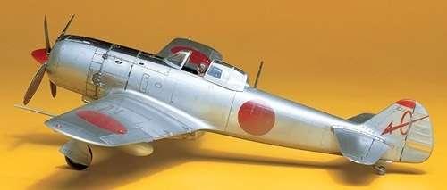 Japoński myśliwiec Nakajima KI-84-IA (Frank), plastikowy model do sklejania Tamiya 61013 w skali 1:48.-image_Tamiya_61013_1