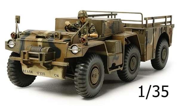 Amerykańska ciężarówka wojskowa 6x6 M561, plastikowy model do sklejania Tamiya 35330 w skali 1/35.-image_Tamiya_35330_1