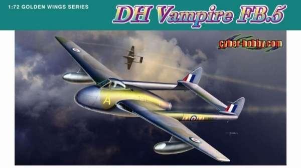 plastikowy-model-do-sklejania-samolotu-de-havilland-vampire-fb5-sklep-modelarski-modeledo-image_Dragon_5085_1