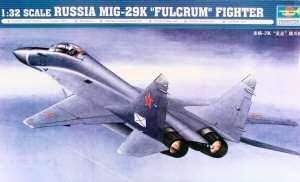 Radziecki MiG-29K - plastikowy model do sklejania, Trumpeter nr. 02239-image_Trumpeter_02239_1
