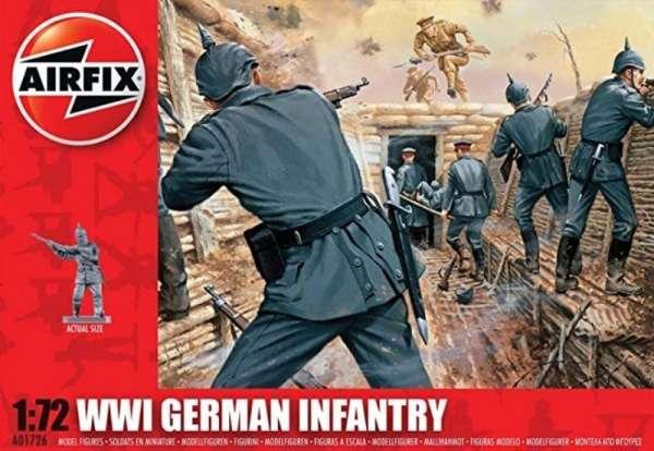 figurki_airfix_a01726_german_infantry_wwi_sklep_modelarski_modeledo_image_1-image_Airfix_A01726_1