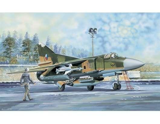 Rosyjski myśliwiec MiG-23MF Flogger-B model do sklejania w skali 1:32 - Trumpeter_03209_image_1-image_Trumpeter_03209_1